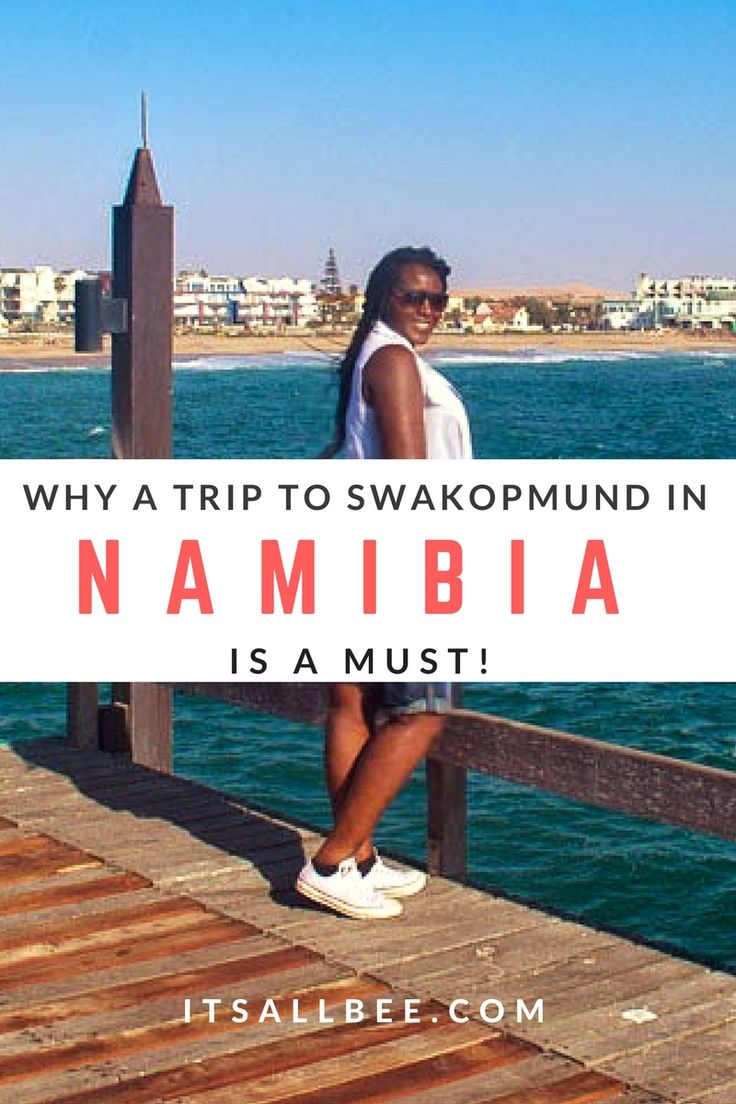 Namibia: Why You Should Visit Swakopmund. Travel itinerary for Namibia road trip.Swakopmund! One of the most Beautiful Places in Africa....