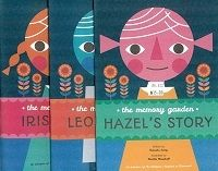 The Memory Garden Series are three fictional stories about a dying child called Iris and her two siblings, Hazel and Leo. Using bright illustrations and age-appropriate grief and loss concepts, these resources aim to help children understand death and dying. Health professionals, teachers and family members can use these books to begin conversations with children about death and grief. https://kidshealth.schn.health.nsw.gov.au/bookshop-products/Grief