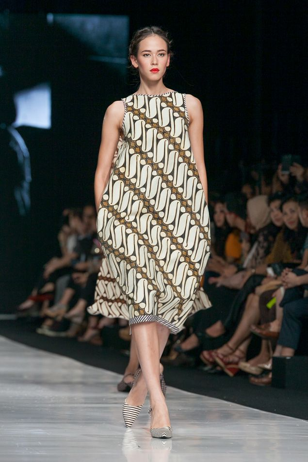 Jakarta Fashion Week 2014 Edward Hutabarat The Actual Style Batik Houte Couture
