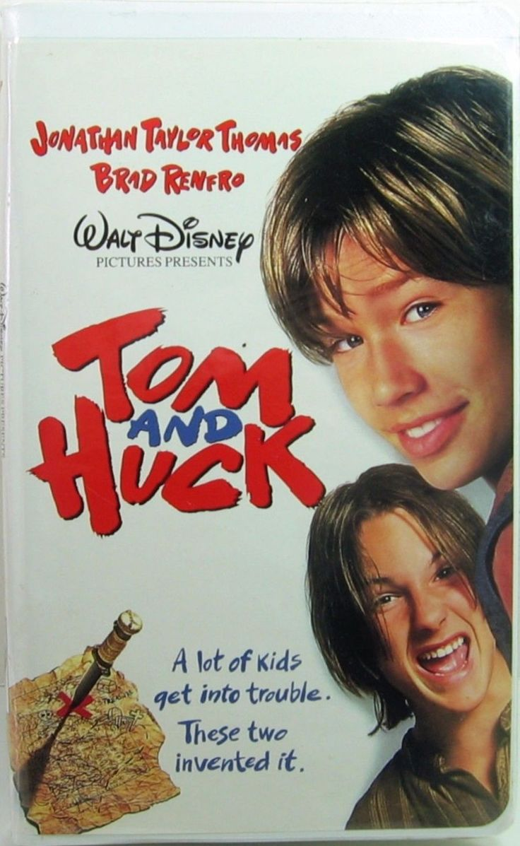 45 best favourite movies images on pinterest tom and huck vhs 5196 sciox Choice Image
