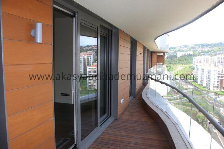 Akasya Acıbadem Kent Etabı 161m2 Balkonlu 3,5+1 Satılık Fırsatı