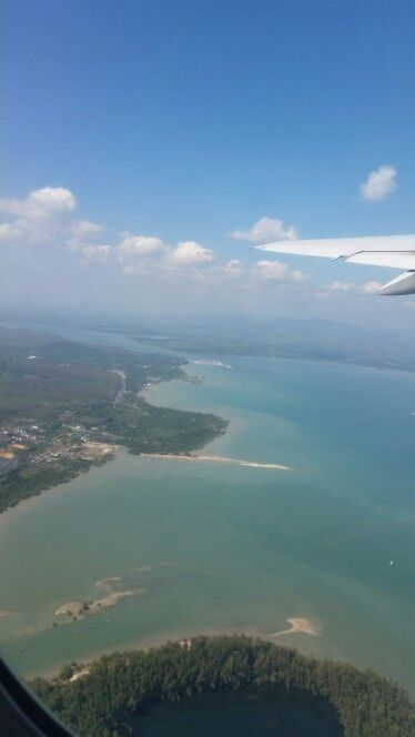 plane views #wayuphigh #phuket #patong #oceananyday