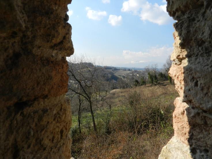 View from the walls, Conegliano