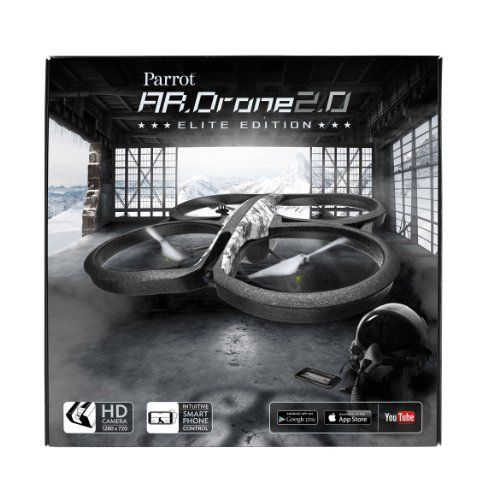 The Parrot AR Drone 2.0 Elite: Is This the Drone for You? I give you my expert review, with specs, features, all you need to shop smart now!