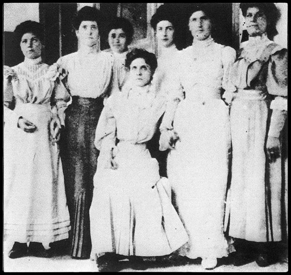 Greek teachers of Macedonia, who kept Hellenism alive and helped prepare Greeks for the struggle ahead to free Macedonia from foreign occupation.  Some of these teachers paid for freedom with their lives at the hands of the Bulgarian Komitajis who roamed the countryside killing and intimidating Greeks to dislodge them from their land.