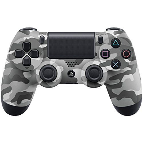 DualShock 4 Wireless Controller for PlayStation 4 - Urban Camouflage Sony http://smile.amazon.com/dp/B00KVP78FE/ref=cm_sw_r_pi_dp_F4hvwb1Q43FSD