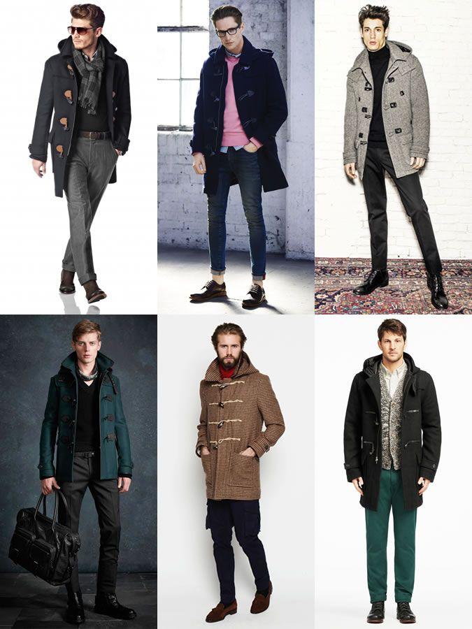Dress-Down Friday Option: The Duffle Coat