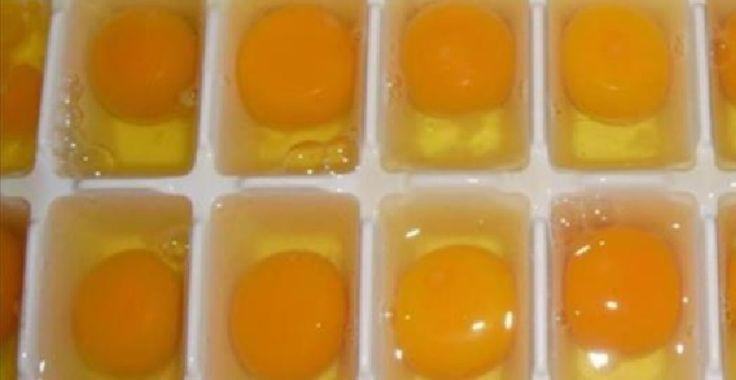 ASTUCE CUISINE ! Saviez-vous que les œufs pouvaient se conserver au congélateur jusqu'à 12 mois ?Grâce à cette astuce, vous n'aurez donc plus besoin de vous soucier de la date de péremption, et en tout temps, que vous souhaitiez les consommer ou les utiliser dans une recette, vous aurez des œufs sous la main. Pour …