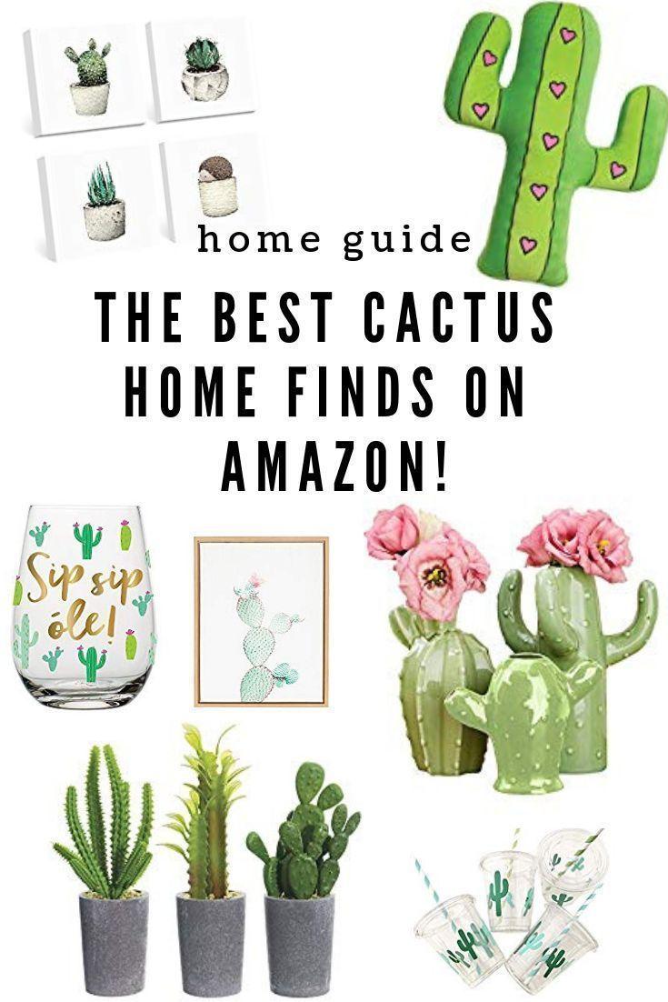 10+ Diy cactus room decor inspirations