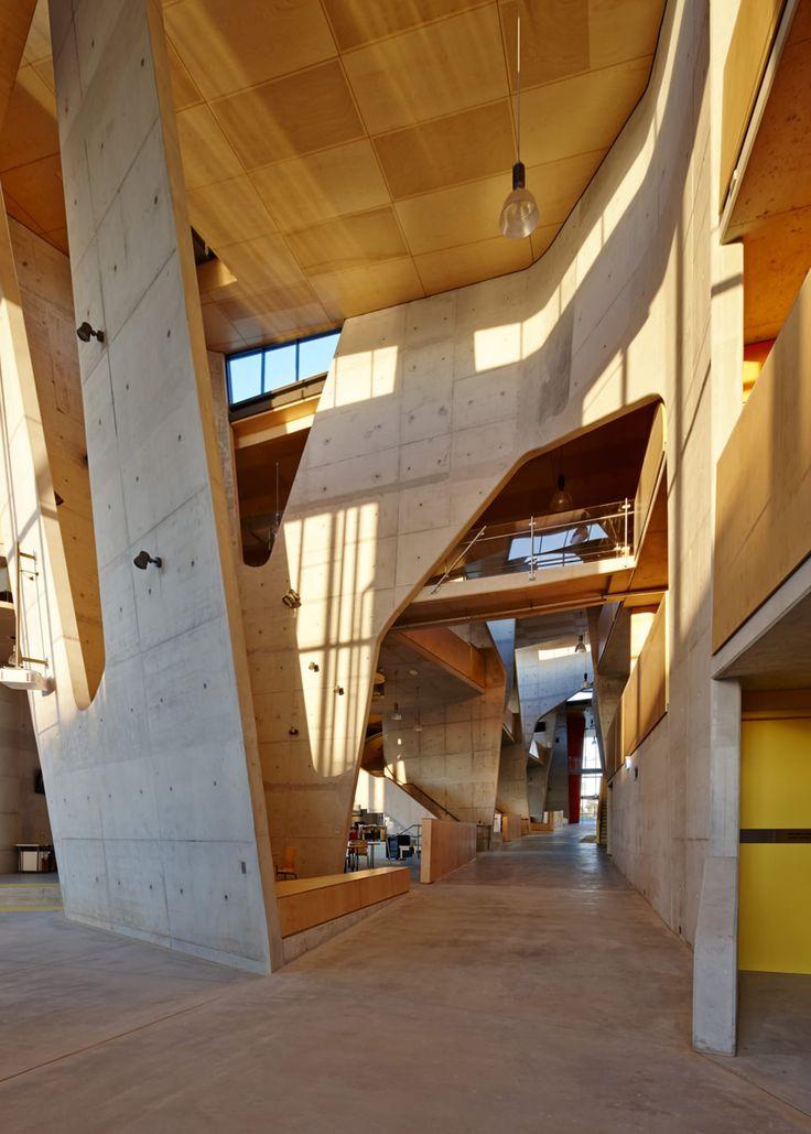 CRABstudio  Peter Cook and Gavin Robotham, Rix Ryan, Peter Bennetts · Abedian School of Architecture
