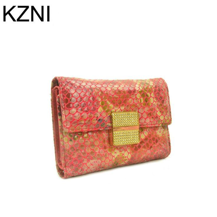 43.11$  Buy here  - KZNI genuine leather women messenger bag purses and handbags famous brand bolsas femininas bolsas de marcas famosas L031225