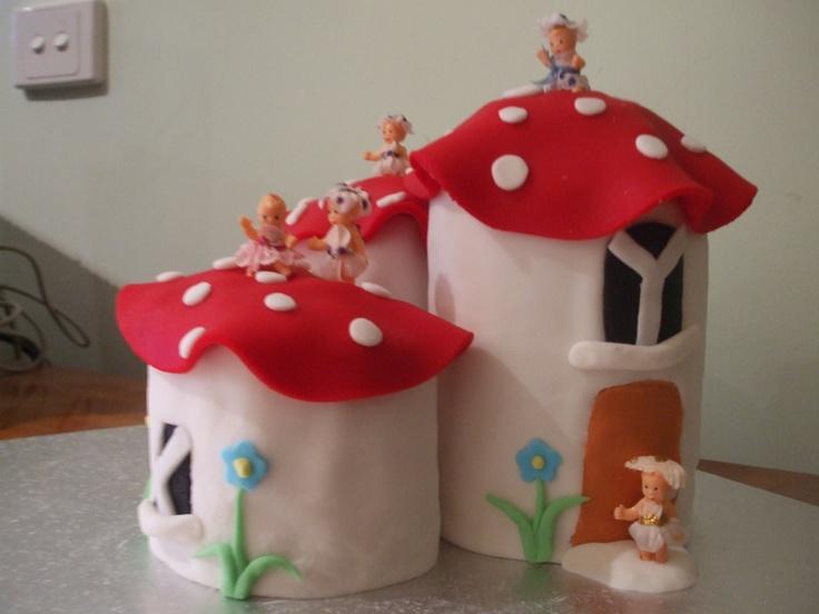 Mikaela's 4th Birthday Cake