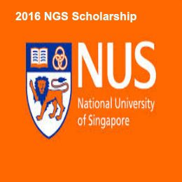 NGS Scholarship (NGSS) for International Students at NUS in Singapore , and applications are submitted till 15th May 2016. National University of Singapore is offering PhD scholarship for international students with an aptitude for innovative, high calibre PhD research in Singapore. - See more at: http://www.scholarshipsbar.com/ngs-scholarship.html#sthash.XTAHAy27.dpuf