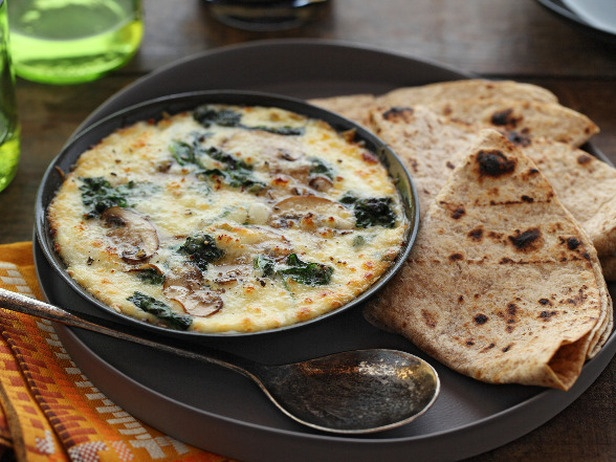 Queso Fundido from CookingChannelTV.com