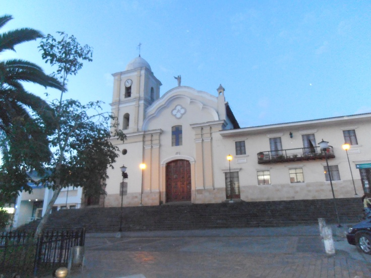 Iglesia de San José de Guateque, Colombia