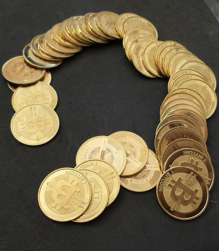 Casascius 50 physical brass coins , fully loaded with 1 Bitcoin each.  Price : 99,000.00  Ends on : 11 hours  View on eBay