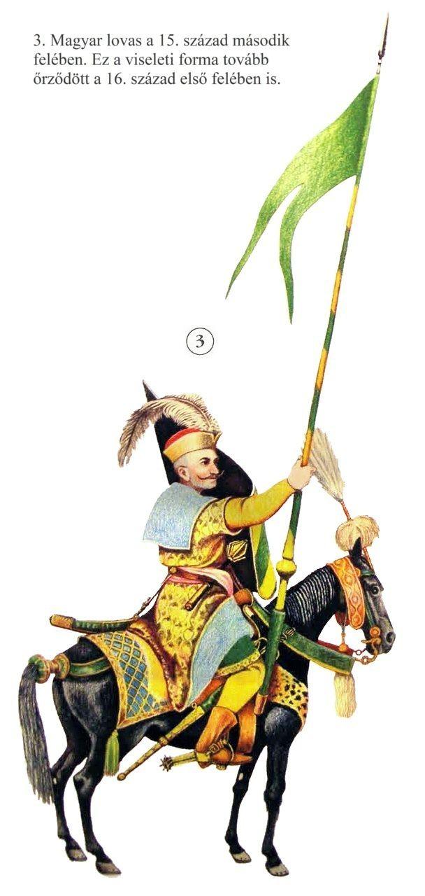 Magyar huszár 1450-1550