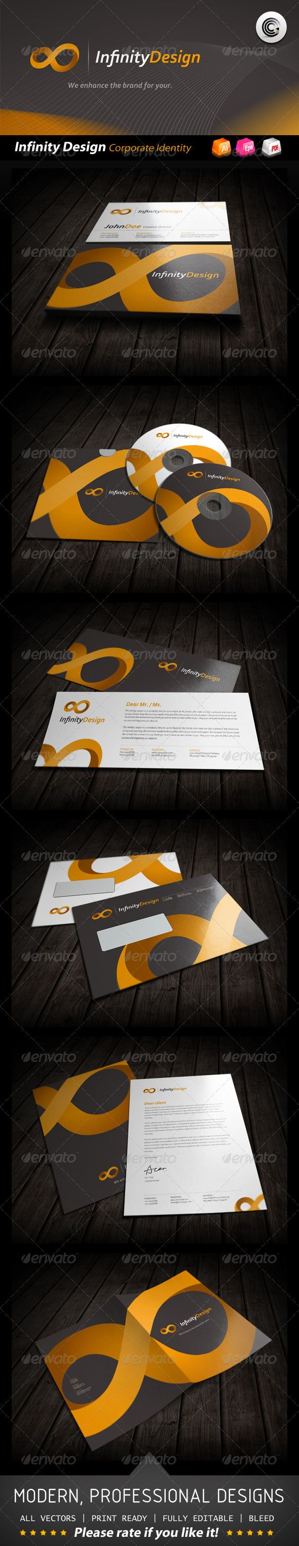 33 best set identidad images on pinterest html business cards infinity design corporate identity magicingreecefo Choice Image