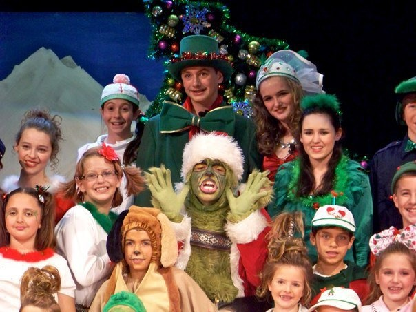 17 Best Images About Whoville On Pinterest Grinch Party The Grinch Stole Christmas And Cindy Lou