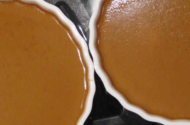 Pumpkin Latté Crème Brûlée | Category: Desserts & Sweets