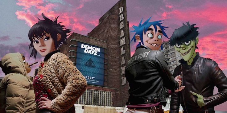 Gorillaz Launch Festival, Announce First Show Since 2010