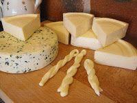 Folt volt, folt nem volt...: Sajt készítés házilag - félkemény házi sajt