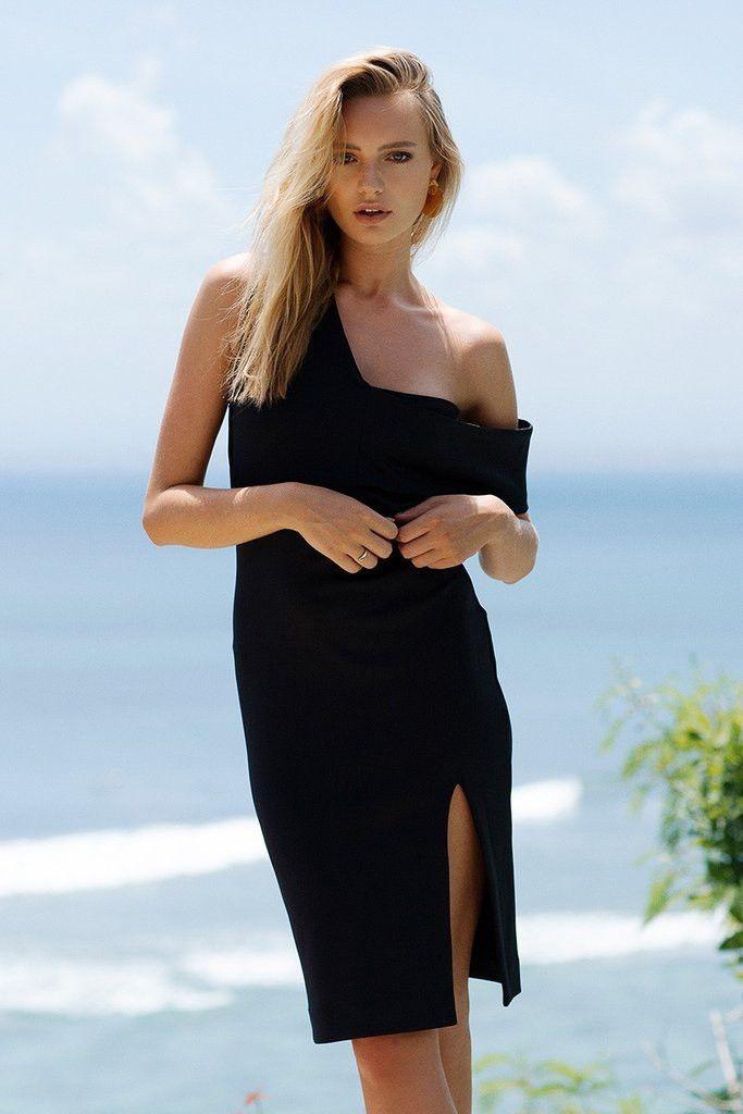 Maurie & Eve - Attaboy Dress Black