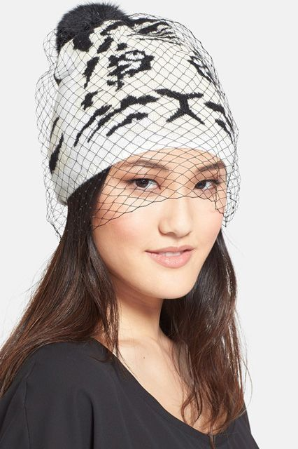 30 Beanies You'll Want To Wear Every. Single. Day. #refinery29  http://www.refinery29.com/best-beanies-for-fall#slide-15  ...