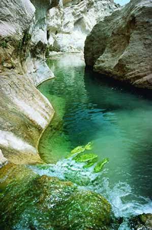 rio de aguas sorbas - Buscar con Google
