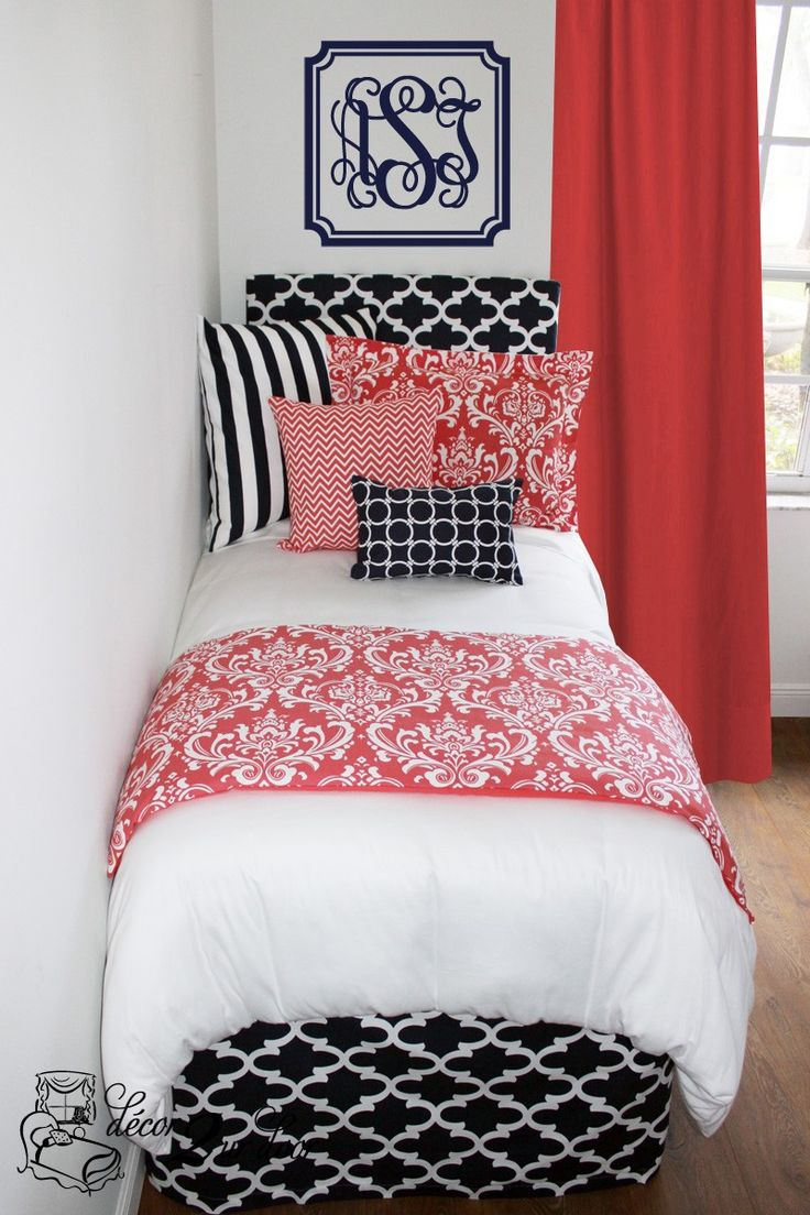 60 best coral and navy bedding and decor images on