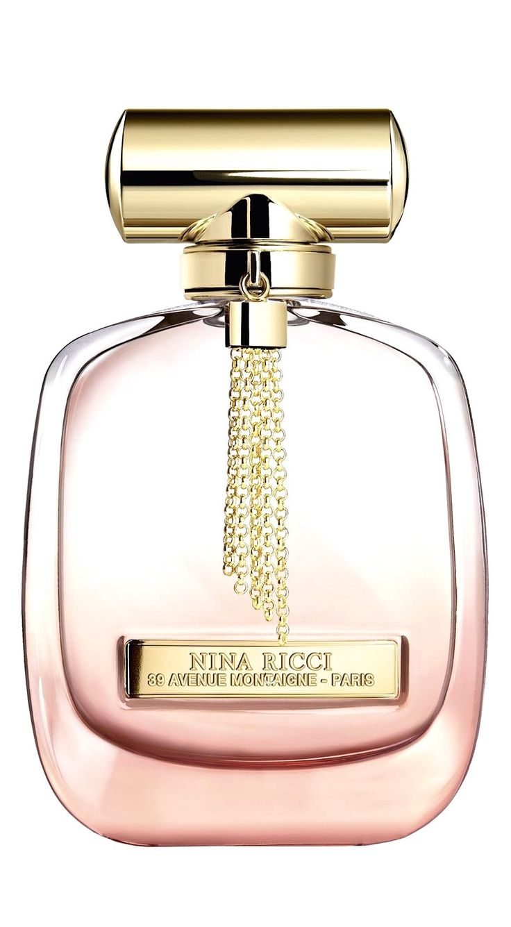 "Nina Ricci ""L'Extase Caresse de Rose"" Eau de Parfum."