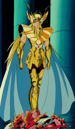"""Shaka de Virgo se prepara para revivir la armadura de Ikki - Ikki sos un hombre capaz de revivir sin la ayuda de nadie. Y ahora vas a poder volver a volar con esas alas de fenix. [i]""""Yo, [b]Shaka de Virgo[/b] te lo prometo"""". [/i] TO BE CONTINUED...... - Fotolog:"""