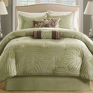 Bermuda 7 Pc Comforter Set Bermudas Comforter Sets And