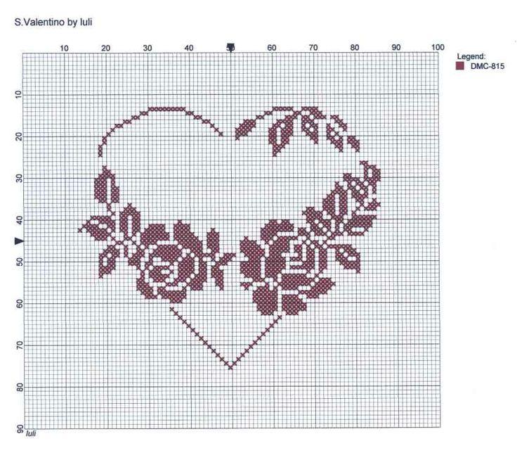 Giornata dell'amore,   protagonista: il cuore           questo è per voi