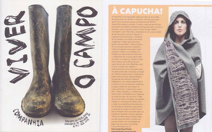 Revista Companhia — December 2013
