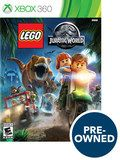 Lego Jurassic World - PRE-Owned - Xbox 360, Multi