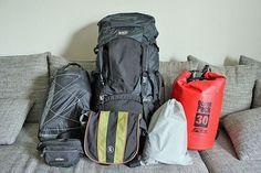 Die Backpacker Packliste für Thailand, Vietnam, Laos, Kambodscha, Myanmar, Indonesien, Indien, Sri Lanka, Malaysia & die Philippinen.