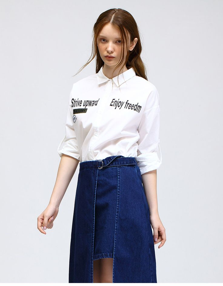 Spring New Cotton Letters Print Badge Lapel Button Long Sleeve Women Blouses White Casual Shirts | $ 47.95 | Item is FREE Shipping Worldwide! | Damialeon |    Check out our website www.damialeon.com for the latest SS17 collections at the lowest prices than the high street. | Get it here http://www.damialeon.com/wsetlink-2017-spring-new-100cotton-letters-print-badge-lapel-button-long-sleeve-women-blouses-white-casual-shirts/ |      #damialeon #latest #trending #fashion #instadaily #dress…