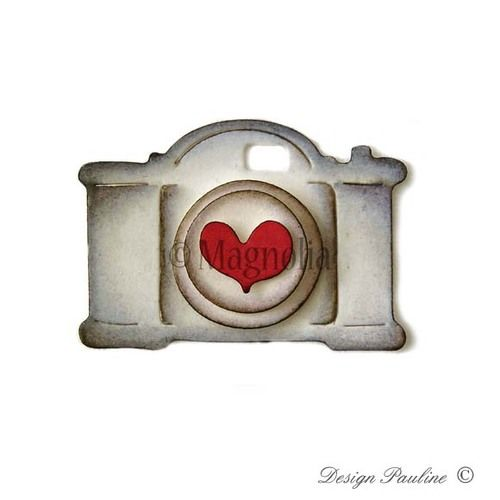 Magnolia Stamps DooHickey - World Wide Web - Insta Love Cam
