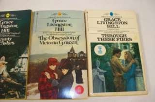 Grace Livingston Hill. When my great grandma died, I got her collection of these Christian Romance novels (atleast 30 books) and I read them all.