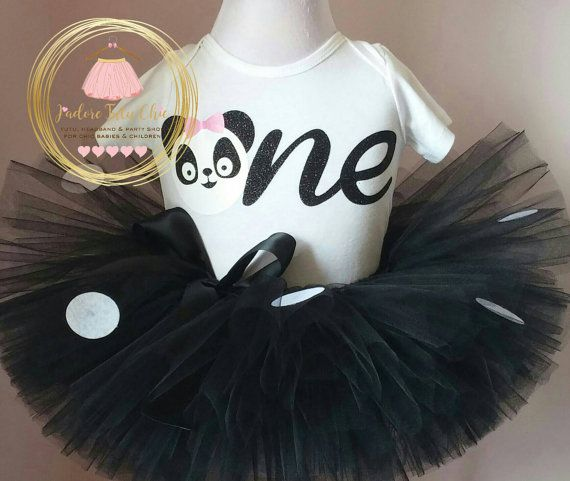 Check out this item in my Etsy shop https://www.etsy.com/ca/listing/276142066/panda-birthday-outfit-panda-1st-birthday