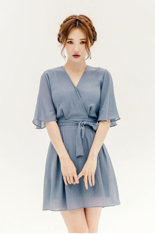 Feminine Dress Look Romper