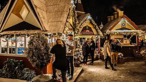 Tivoli holiday market © Thomas Høyrup Christensen