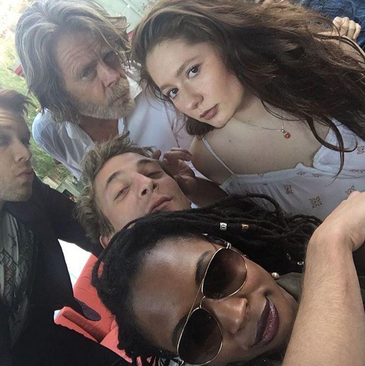 Fuck Off. — Shameless Season 7 Cast Premiere Party