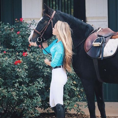 @simplyyequestrian on Instagram