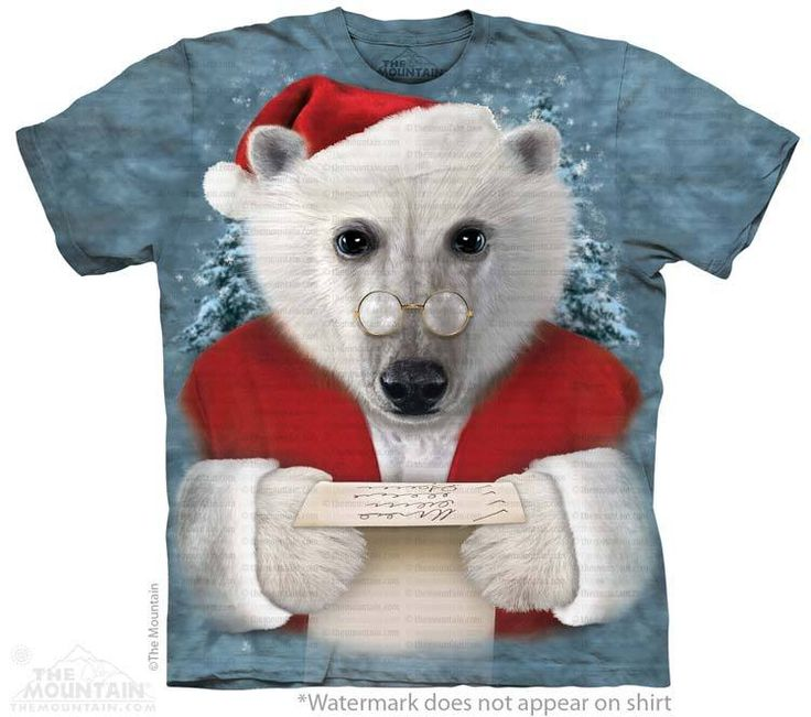 """Santa Polar Bear T-Shirt - BLACK FRIDAY SALE - 10$ OFF YOUR 35+ ORDER - USE CODE: """"BLACKTEN"""" - 25$ OFF YOUR 75$+ ORDER - USE CODE: """"BLACK25""""  EXPIRES 11/29/13 MIDNIGHT PST  EPIC T-SHIRTS - CHRISTMAS GIFTS BLACK FRIDAY - LARGE DISCOUNT T-SHIRTS - T-SHIRTS FOR KIDS - T-SHIRTS FOR WOMEN - AWESOME T-SHIRTS - BLACK FRIDAY SALE - BLACK FRIDAY T-SHIRTS"""