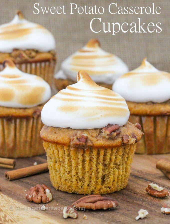 Best 25+ Sweet potato cupcakes ideas on Pinterest | Sweet ...