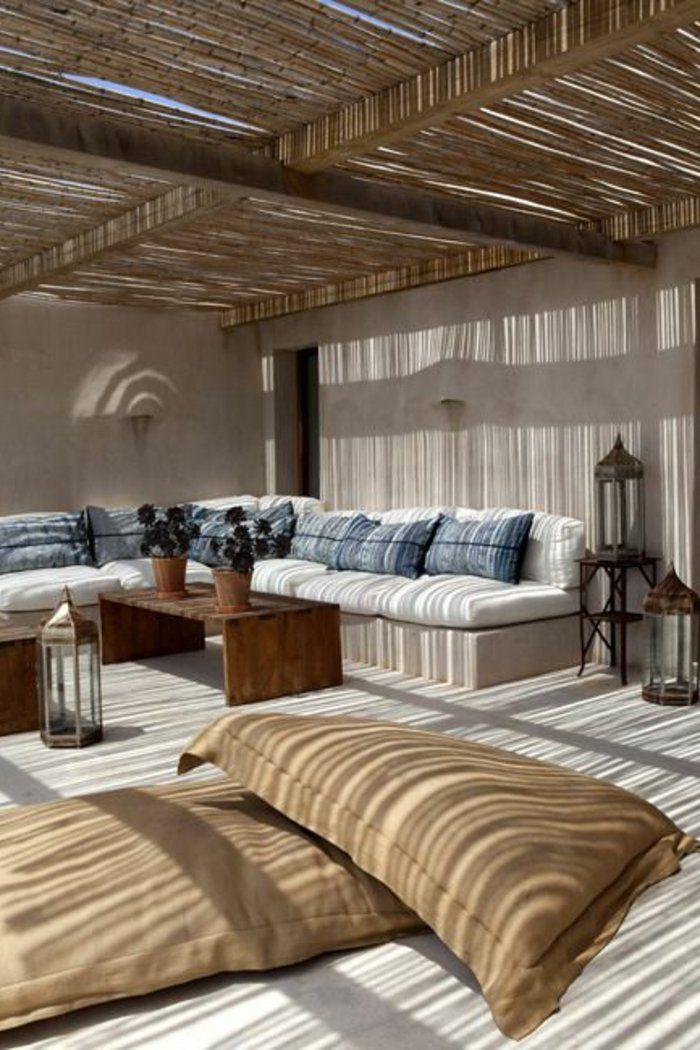 25 best ideas about colonial on pinterest greek - Amenager une terrasse ...