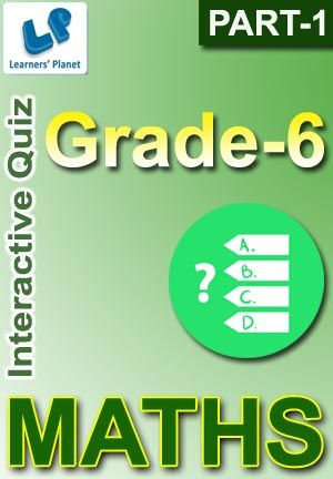 6-CBSE-MATHS-PART-1 Interactive quizzes & worksheets on Algebraic equations for grade-6 CBSE Maths students. Total Questions : 300+ Pattern of questions : Multiple Choice Questions   PRICE :- RS.61.00