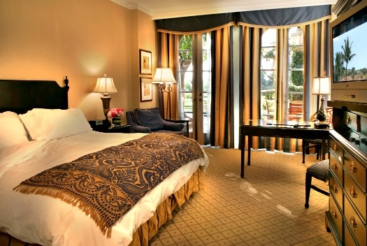 Escape to the Langham Huntington, Pasadena. Hotel Review #DisneyOzEvent